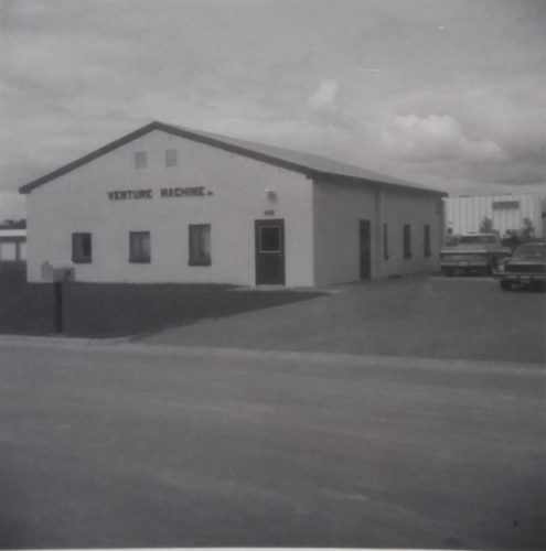 Original Venture Machine and Tool building